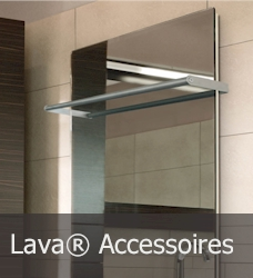 Infrared heating panel- Lava mirror accessories