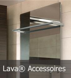 Infrarood verwarming paneel spiegel - Badkamerspiegel met IR ...