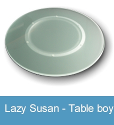 Lazy Susan Table Boy
