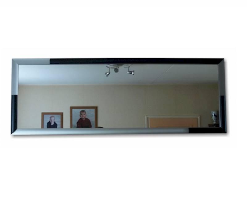 Moderne Halspiegel Moderna 100x40cm Design Spiegel Met