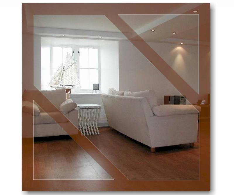 Moderne spiegel wall art athene 100x100cm design spiegel - Moderne spiegels ...