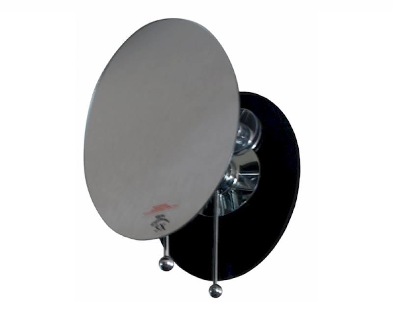 Vergrotende spiegel ovaal 5x make up spiegel for Vergrotende spiegel